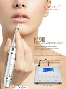 M8III Medical Grade Digital Rotary System Permanent Makeup Machine pictures & photos