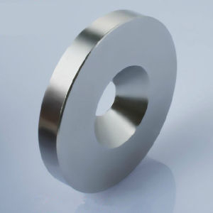 Strong Magnet Permanent NdFeB Ring Magnet pictures & photos