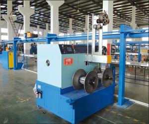 HD 400mm Coiling Machine for Wire (FPLM) pictures & photos