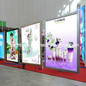 Outdoor LED Open Sign Illuminated Sign LED Aluminum Profile Snap Frame LED Outdoor Light Box Sign pictures & photos