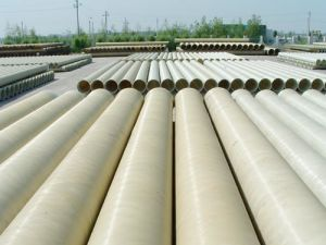 Fiberglass FRP GRP Water Pipe pictures & photos