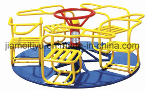 Children Outdoor Gym Equipment Children Rotating Chairs pictures & photos