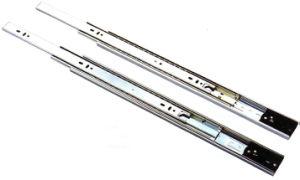 Full Extension Soft Closing Steel Ball Bearing Slide