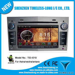 Android 4.0 System Car DVD for Opel Astra 2008-2010 (TID-I019)