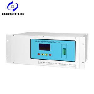 Brotie Thermal Conductivity Hydrogen H2 Gas Analyzer pictures & photos
