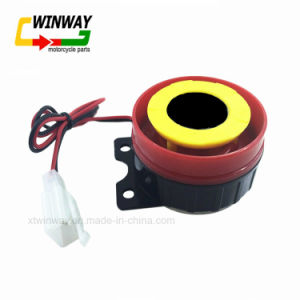 Motorcycle Part Alarm Horn Buzzer for All pictures & photos