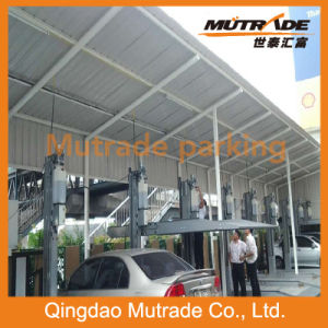 Hydraulic Car Parking Lift pictures & photos
