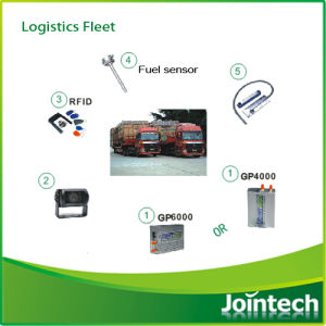Double SIM Card GPS Tracker for Logistic Transportation pictures & photos