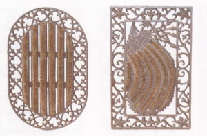 Cast Iron Doormat pictures & photos