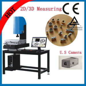 Factory Supplier Precision 3D Image Precision Measuring Instrument with Good Price pictures & photos