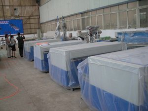 Horizontal Insulating Glass Production Line/ Insulating Glass Making Machine pictures & photos
