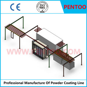 Powder Coating Line for Painting Tap with Good Quality pictures & photos