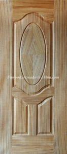 Teak Veneered Door Skin for Door Use