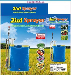 Agricultural 2 in 1 Electric Sprayer (HT-BH18) pictures & photos