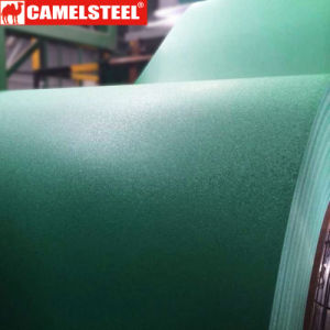 High Quality Wrinkle PPGI From Camelsteel pictures & photos