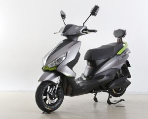 800W Sporty Electric Motorcycle Mnp pictures & photos