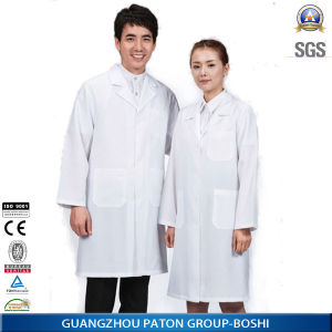 Doctor Uniform, Lab Coat, Clothing Design Top Quality-Me003 pictures & photos
