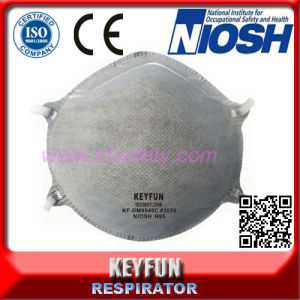3m Particulate Respirator Active Carbon Non Woven Face Dust Mask pictures & photos