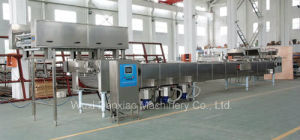 Colour Ice Cream Ice Lolly Production Line Machine pictures & photos