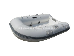 Aqualand 8feet 2.4m Rigid Inflatable Fishing Boat/Rib pictures & photos