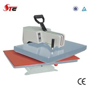 Manual Sublimation Swing Heat Press Machine pictures & photos