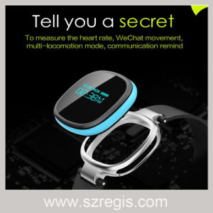 Heart Rate Monitor Sleep Analysis Bluetooth Smart Bracelet pictures & photos
