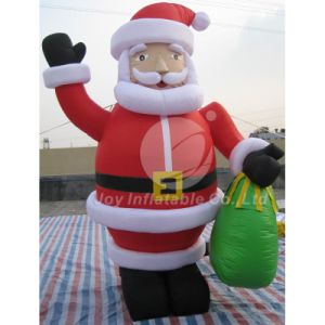 Inflatable Christmas Santa Claus Xmas-009