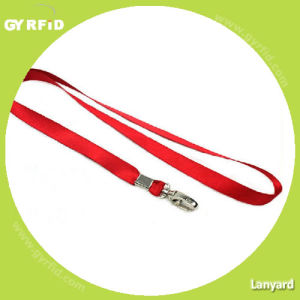 Ly1201 Lanyard Nylon for Student Identification (GYRFID) pictures & photos