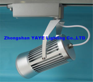 Yaye Best Supplier for 30W/20W LED Track Lamp (1W-60W) with CE/RoHS/ 3years Warranty pictures & photos