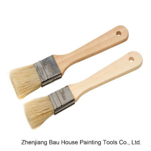 Soft Wood Brush with Natural Bristle pictures & photos
