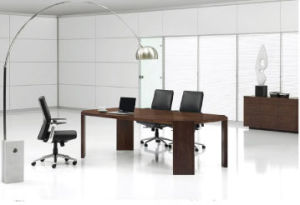 High Quality Steel Legs Meeting Table (1010A)