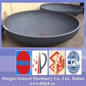 Thick Hot Formed Carbon Steel Elliptical Head pictures & photos