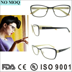 New Model Ready Stock Stainless Optical Frame for Women pictures & photos