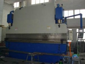 CNC Press Brake (Electro-hydraulic proportional synchronization)