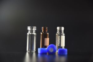 2ml Clear and Amber Tubular Glass Vials pictures & photos