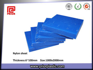 Custom Made Plastic Polyamide PA6 Nylon Sheet pictures & photos