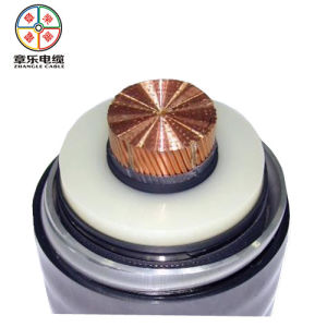 Mt XLPE Power Cable, Underground Cable (8.7/15kV-1*150mm2) pictures & photos