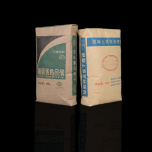 Cement Industrial Use and Hemmed Sealing& PP Woven Bags 50kg pictures & photos