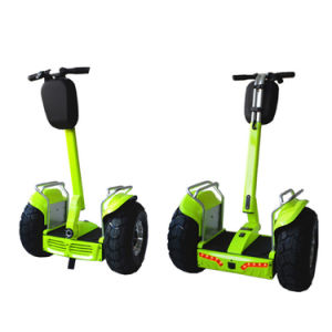 Ecorider Two Wheels Electric Scooters for Personal Vehicle pictures & photos