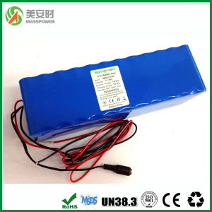 14.8V 31200mAh Icr18650 Li-ion Battery pictures & photos