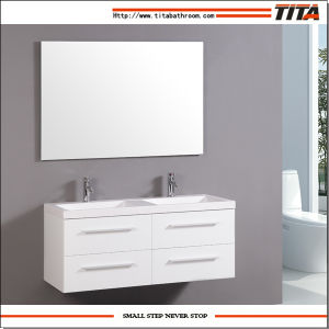 Modern Bathroom Cabinet for European Market (T9018) pictures & photos
