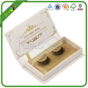 Custom Logo Paper Cosmetic Gift Faux Eyelash Packaging Box pictures & photos