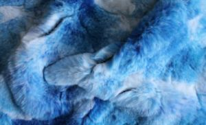 Jacquard-High-Pile-Fur Fake Fur Fur Eshp-075 pictures & photos