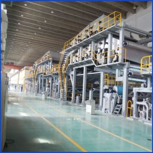PLC Control Thermal Paper Making Coating Machine pictures & photos