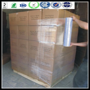 23mic Cast LLDPE Pallet Wrap Film LLDPE Stretch Film pictures & photos