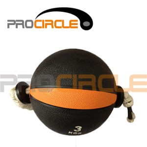 Rubber Medicine Weight Balls with Handle Grip (PC-MB1096-1105) pictures & photos