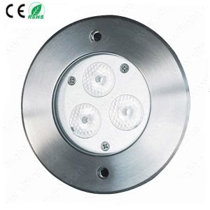 316stainless Steel 3W/9W LED Swimming Pool Underwater Light pictures & photos