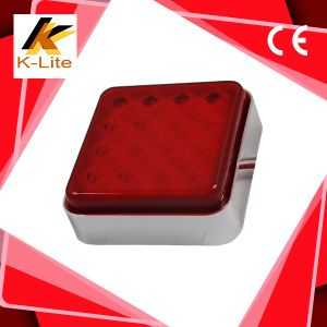 Square LED Tail Lamp for Truck pictures & photos