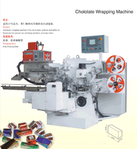 Chocolate Wrapping Machine (MG-SYNCHRO 360) pictures & photos