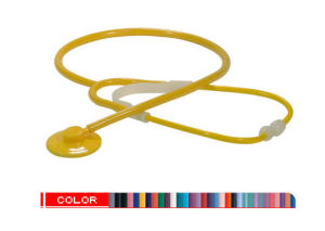Medical Equipment Toy Plastic Stethoscope (SW-ST01F) pictures & photos
